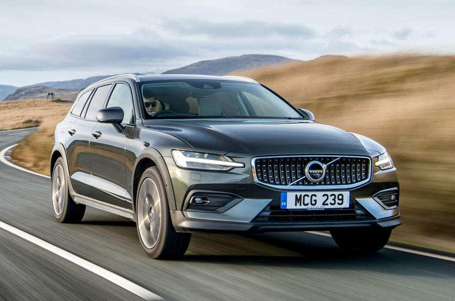 67 All New 2019 Volvo V60 Cross Country Price And Review