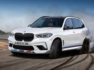 67 All New 2020 BMW X5M Release Date Redesign