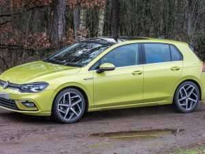 67 All New 2020 Volkswagen Golf Mk8 New Model and Performance