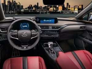 67 All New Are The 2019 Lexus Out Yet Interior
