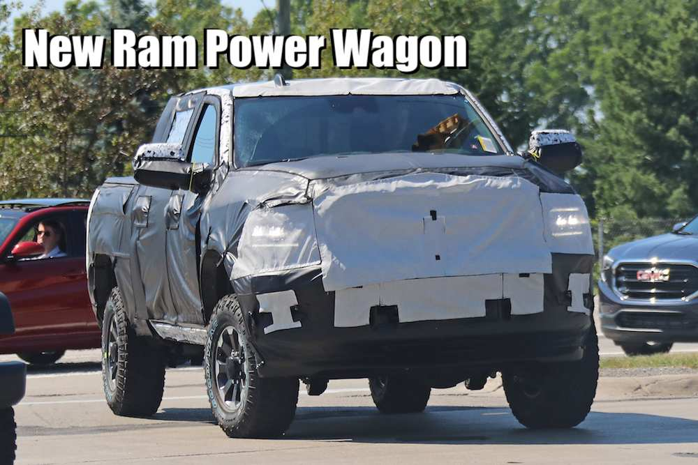 67 All New Dodge Power Wagon 2020 Release