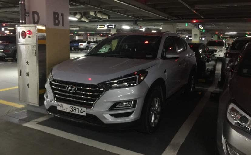 67 All New Hyundai Tucson 2019 Facelift Overview
