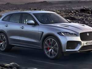 67 All New Jaguar 2019 F Pace Pictures