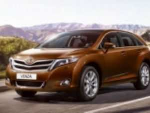 67 All New Toyota Venza 2020 Review