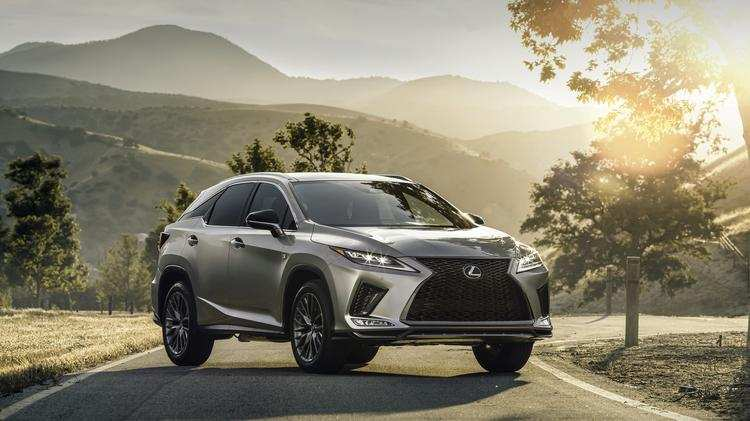67 All New When Will The 2020 Lexus Rx 350 Be Available Concept and Review