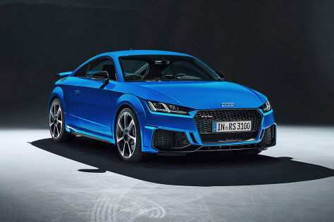 67 Best 2019 Audi Tt Rs Price