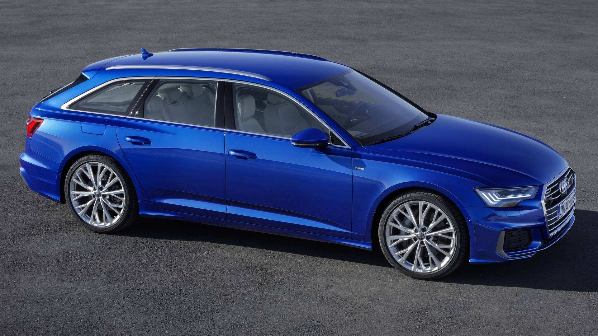 67 Best 2019 Audi Wagon Usa New Review