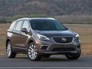 2020 Buick Envision Release Date