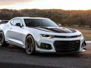 67 Best 2020 Chevrolet Camaro Zl1 Redesign and Review
