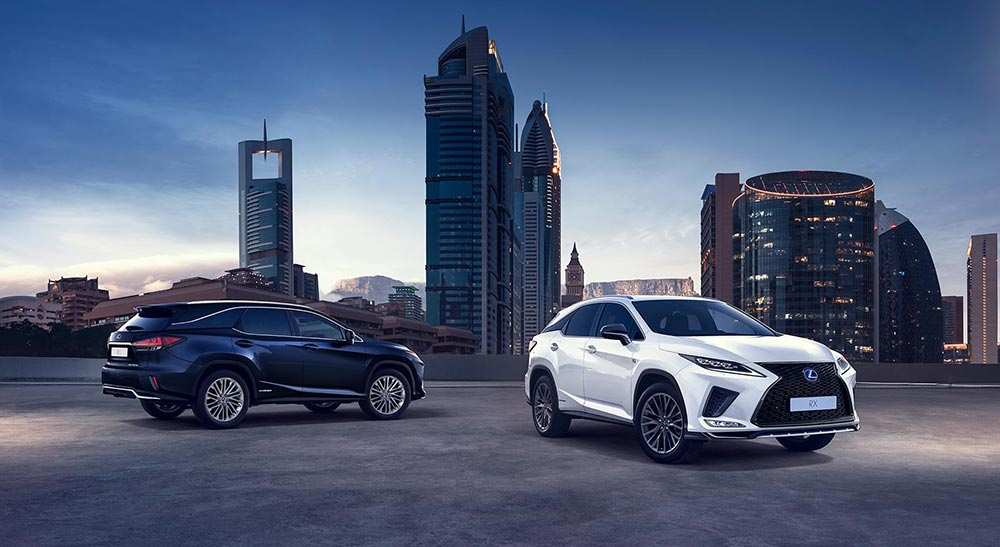 67 Best When Will The 2020 Lexus Rx Come Out Concept