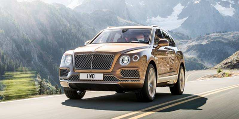 67 New 2019 Bentley Truck Release Date And Concept