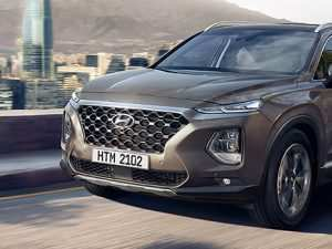 67 New 2019 Hyundai Santa Fe Engine Release