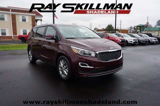 67 New 2019 Kia Minivan Redesign And Review