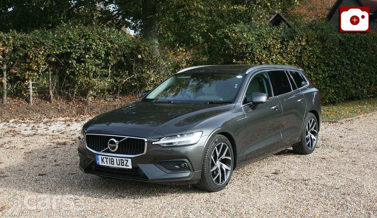 67 New 2019 Volvo V60 D4 Overview