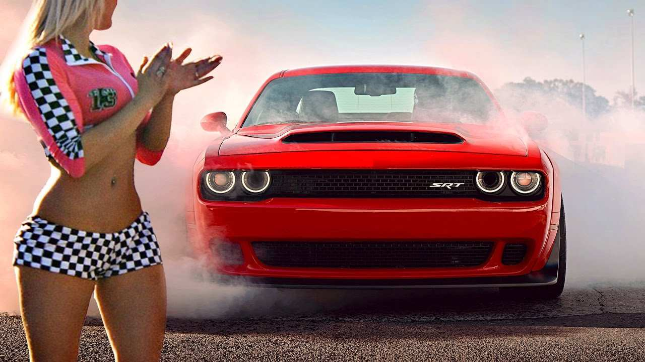 67 New 2020 Dodge Challenger Ghoul Pictures