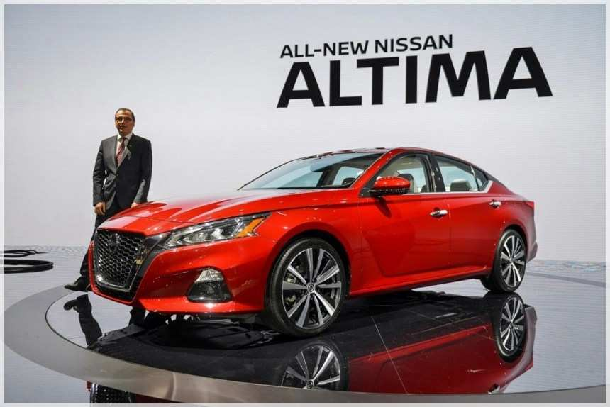 67 New 2020 Nissan Altima History