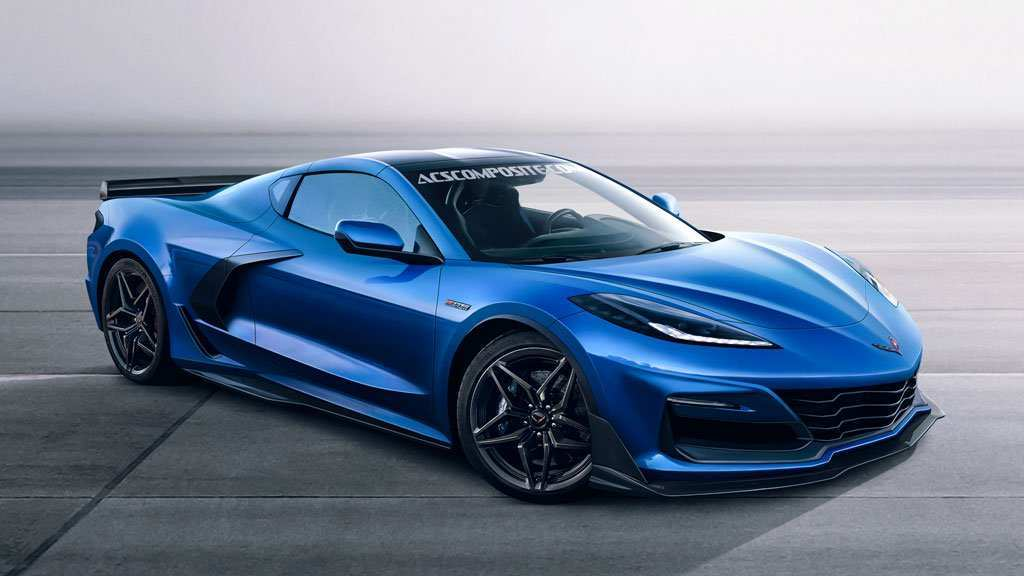67 New Chevrolet Corvette C8 2020 Review And Release Date