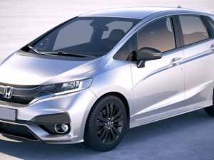 Honda New Jazz 2020