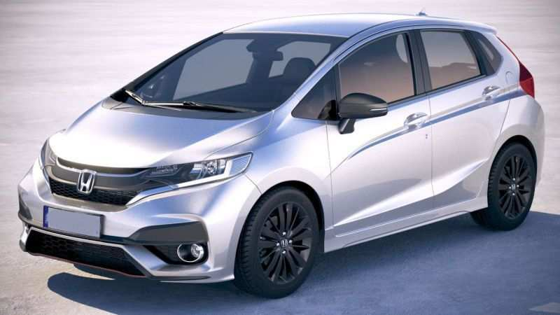 67 New Honda New Jazz 2020 Exterior