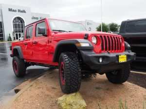 67 New Jeep The Mac 2020 Style