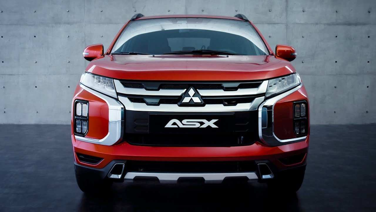 67 New New Mitsubishi Asx 2020 Wallpaper