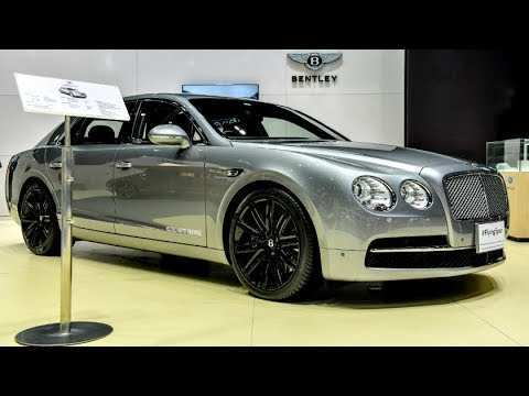 67 The 2019 Bentley Flying Spur Interior New Concept