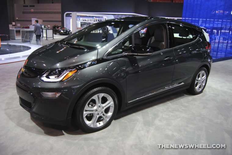 67 The 2019 Chevrolet Bolt Ev Redesign and Review