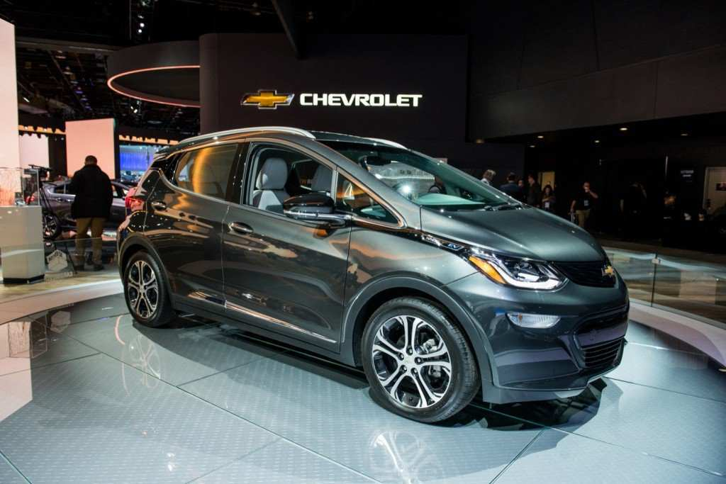 67 The 2019 Chevrolet Bolt Ev Review