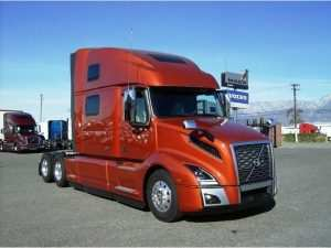 67 The 2019 Volvo Truck 860 Model