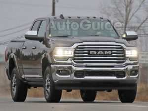 2020 Dodge Mega Cab 3500Hd