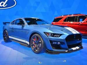 67 The 2020 Ford Mustang Gt Concept