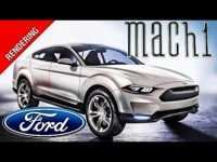 67 The 2020 Ford Mustang Mach 1 Release Date