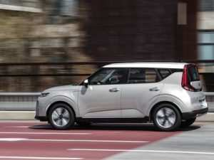 67 The 2020 Kia Soul Ev Range Model