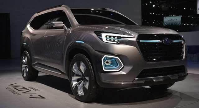 67 The 2020 Subaru Truck Redesign And Concept