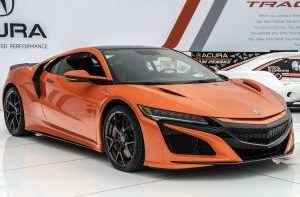 67 The Best 2019 Acura Nsx Horsepower Price
