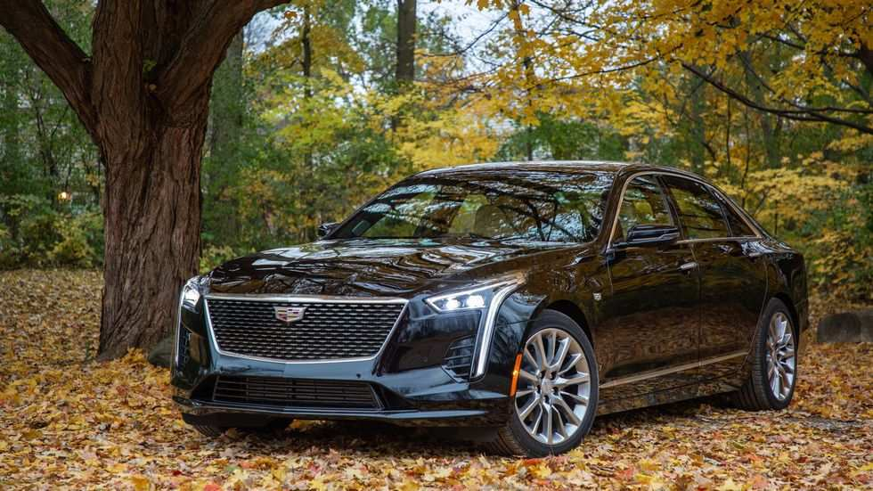 67 The Best 2019 Cadillac Flagship Research New