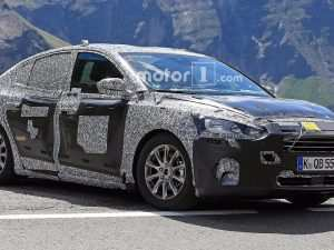 67 The Best 2019 Ford Focus Sedan 2 Redesign and Review