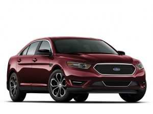 67 The Best 2019 Ford Taurus Sho Specs Release