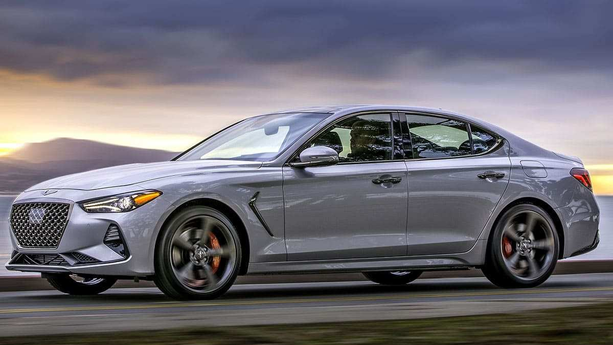 67 The Best 2019 Genesis G70 Price Redesign And Concept