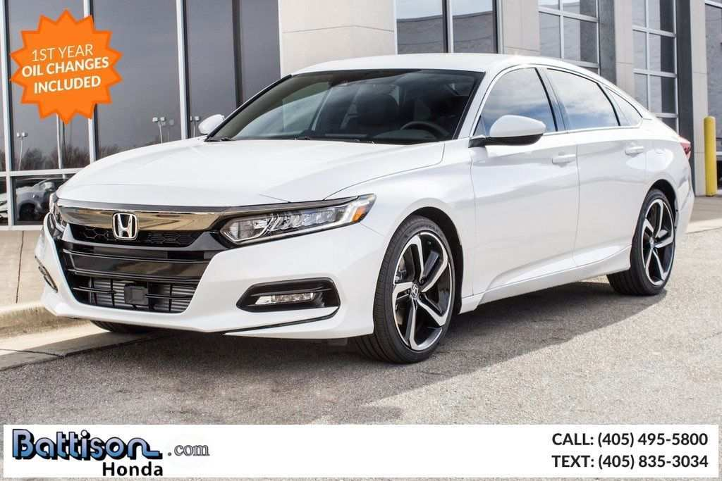 67 The Best 2019 Honda Accord Sport Redesign And Review