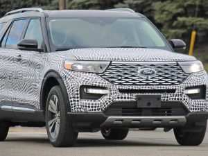 67 The Best 2020 Ford Explorer Price and Release date