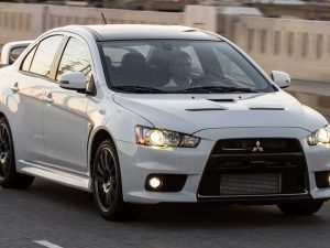 67 The Best 2020 Mitsubishi Evo Redesign