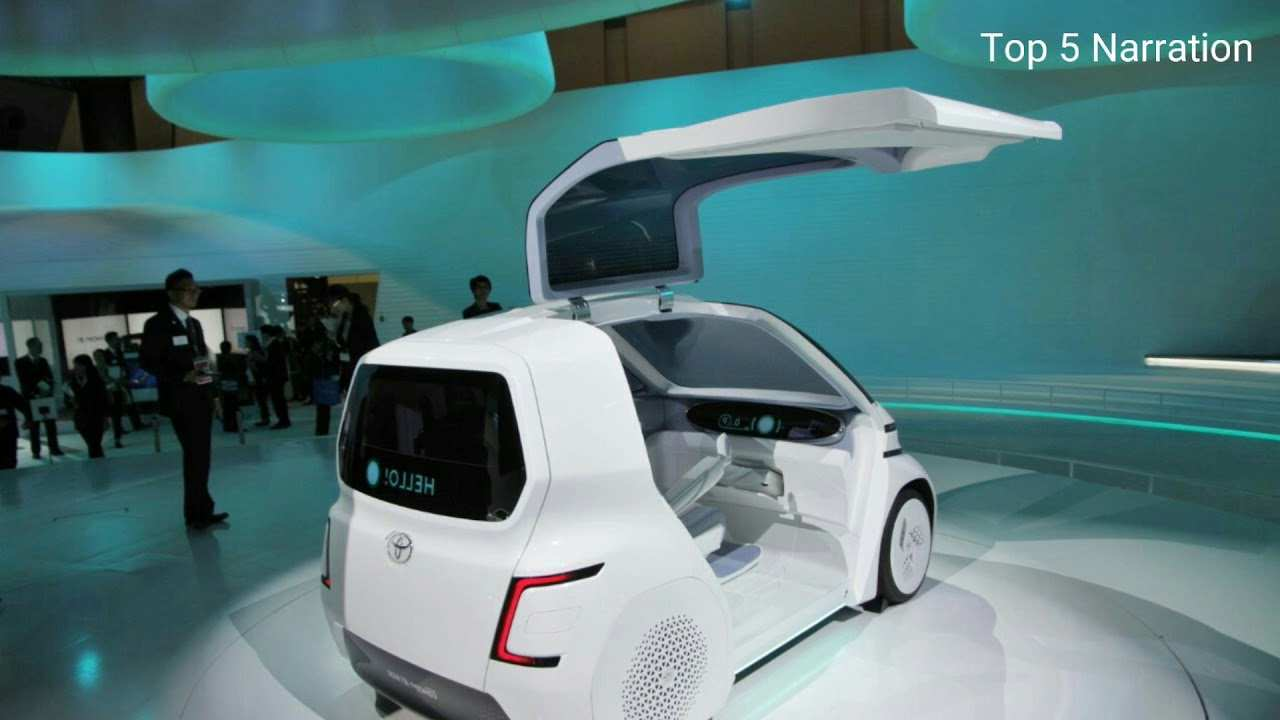 67 The Best 2020 Toyota Electric Car Price Design And Review