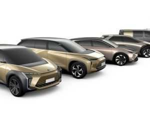 67 The Best 2020 Toyota Ev Review and Release date