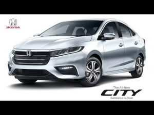 67 The Best Honda City 2020 Youtube Specs and Review
