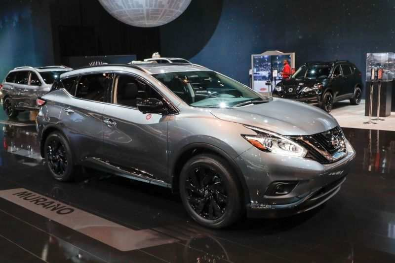 67 The Best Nissan Murano Redesign 2020 Photos