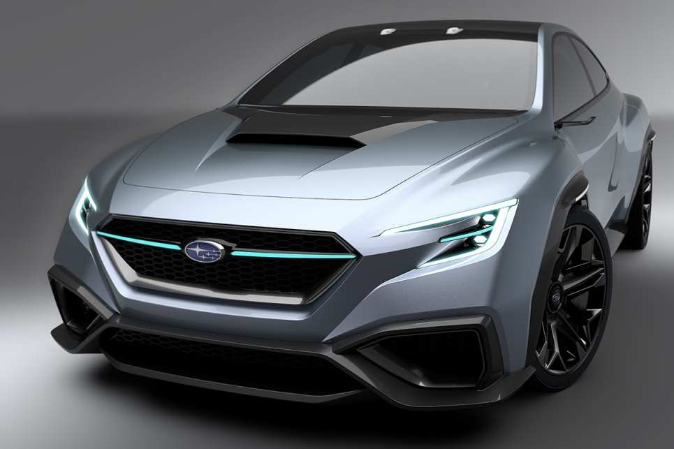 67 The Best Subaru Viziv 2020 Release Date