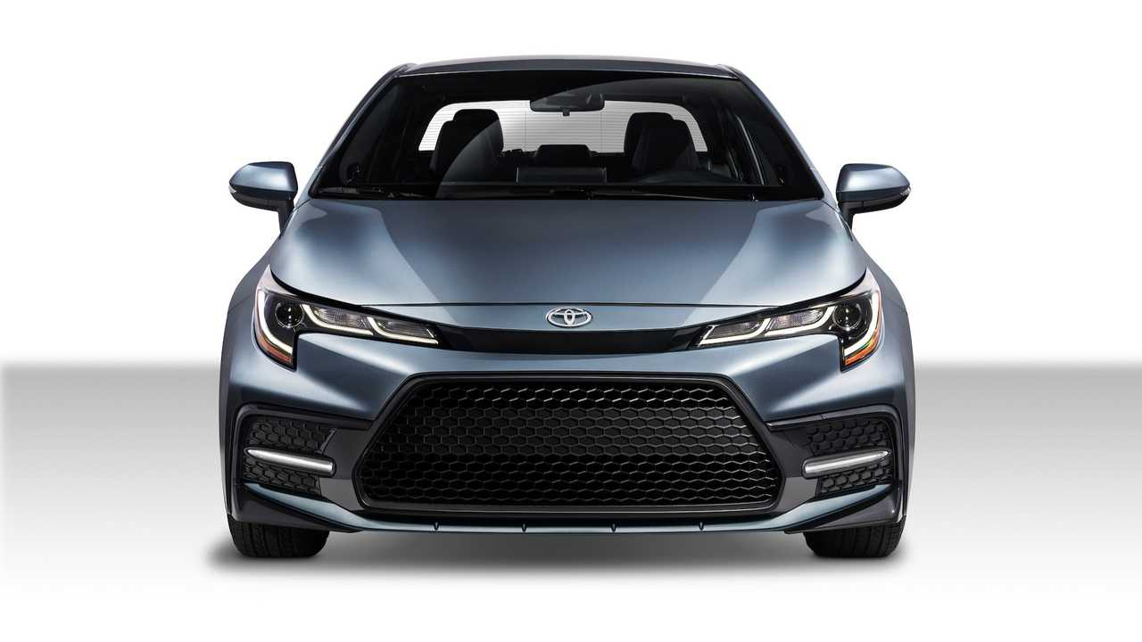 67 The Best Toyota Corolla 2020 Sedan Price And Release Date