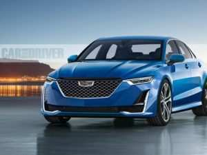 67 The Cadillac Ats V 2020 Performance and New Engine