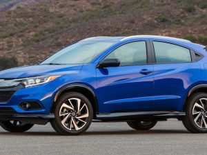 67 The Honda Hrv 2020 Release Date New Model and Performance